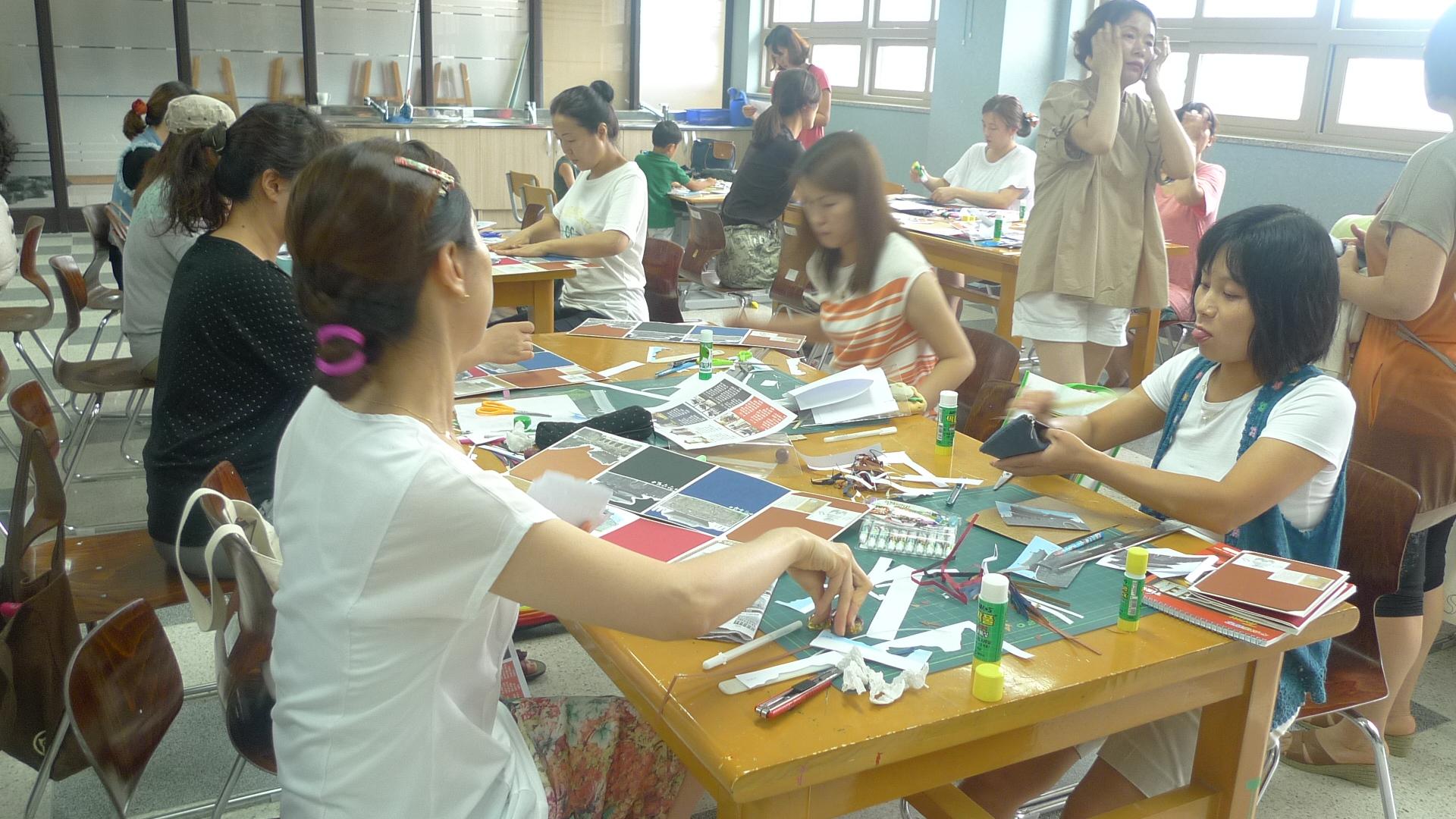 [일반] 학부모 평생교육 (북아트) 마지막시간의 첨부이미지 3