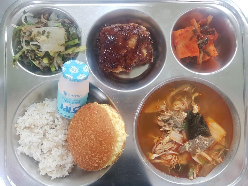 [일반] 급식식단(11.12)의 첨부이미지 1