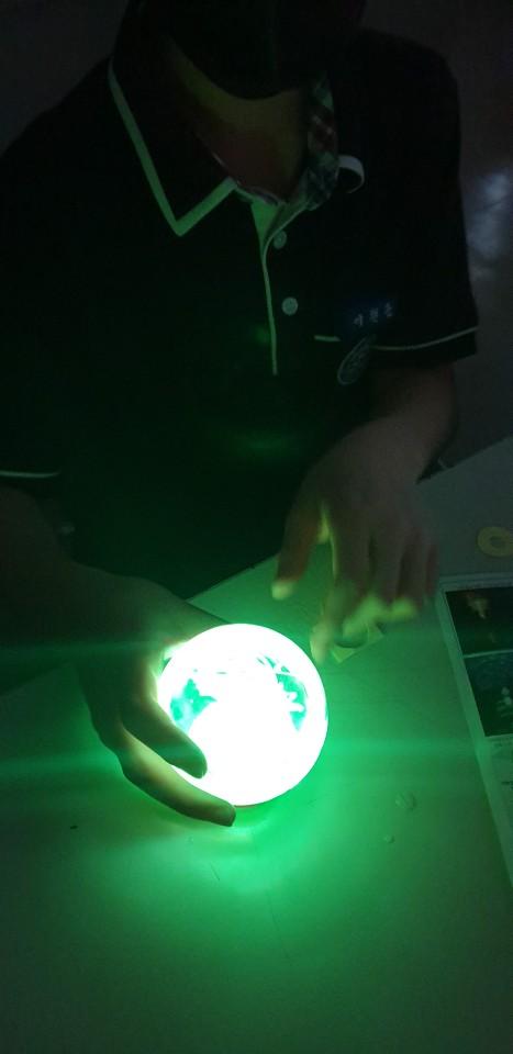 [일반] (과동EGG)광섬유 스노우볼 만들기, 태양계 모형만들기(7/21)의 첨부이미지 5