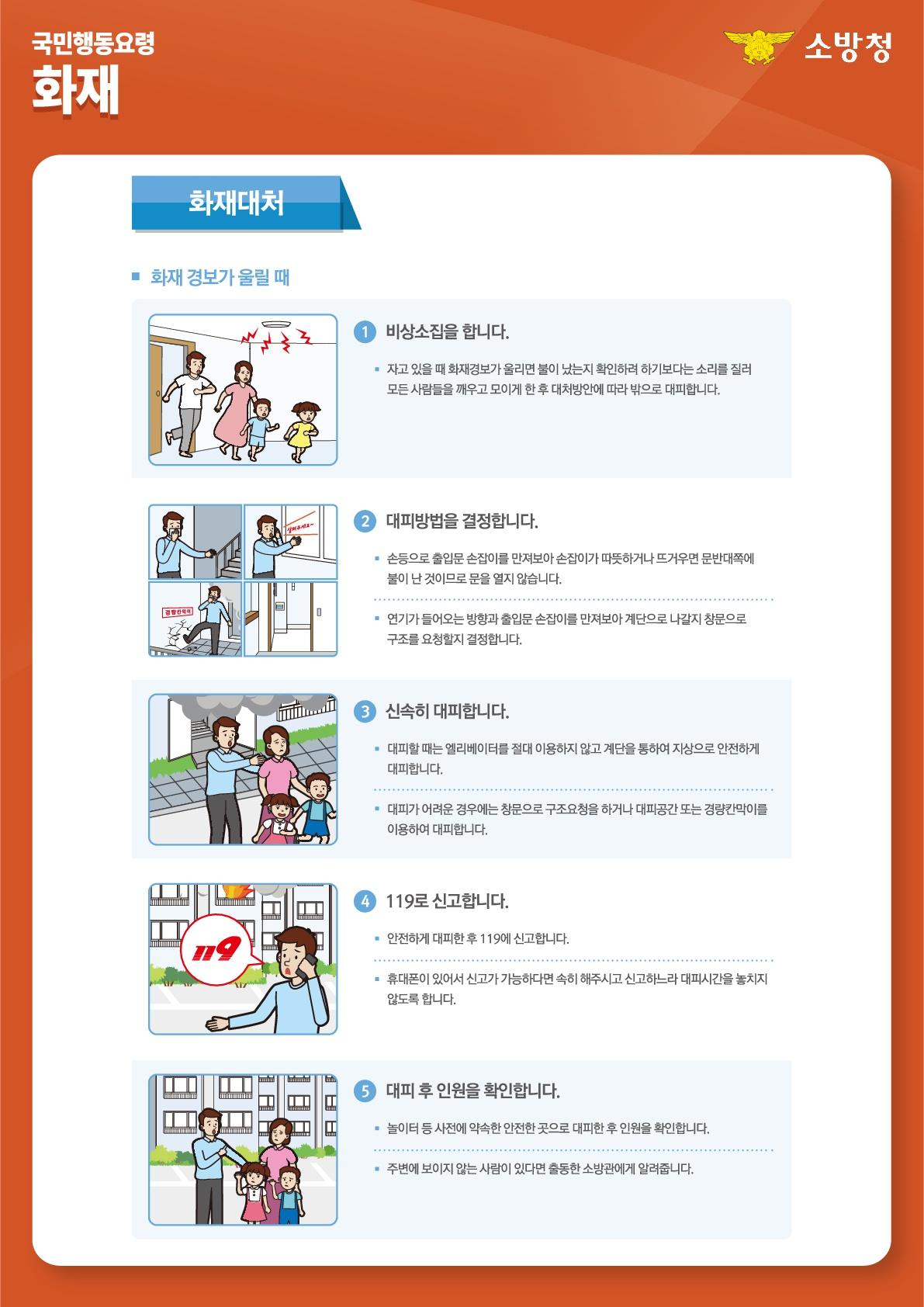 [일반] 화재안전상식의 첨부이미지 1